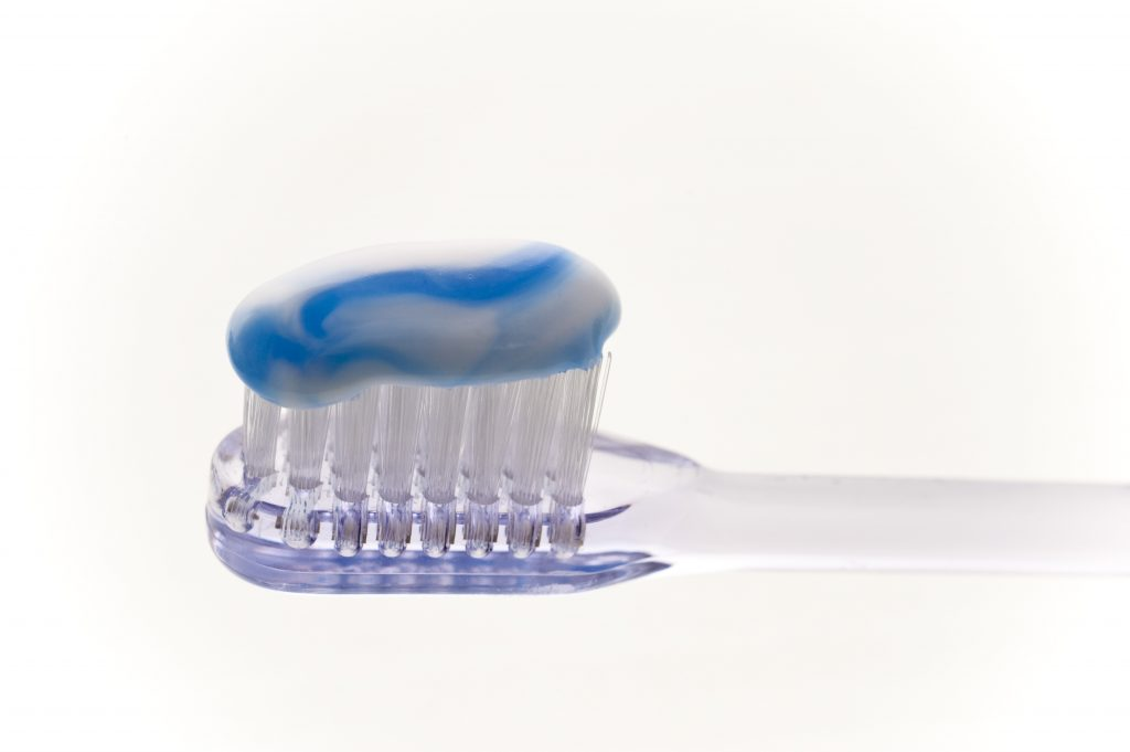 caring for toothbrush dentist in Sidney, OH